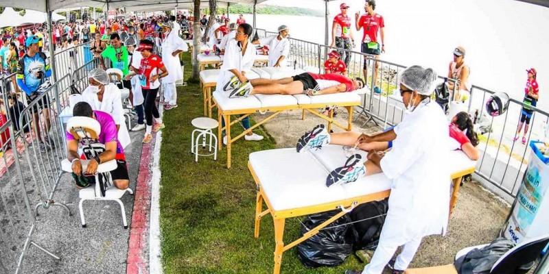 SENAC presente em mais uma edição da Meia Maratona do Descobrimento em Porto Seguro