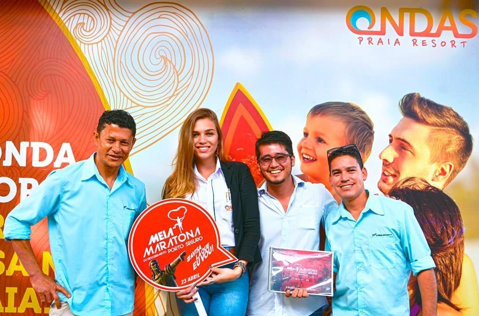 Meia Maratona do Descobrimento Porto Seguro oferece premiação em dinheiro ao todo 18 mil reais!