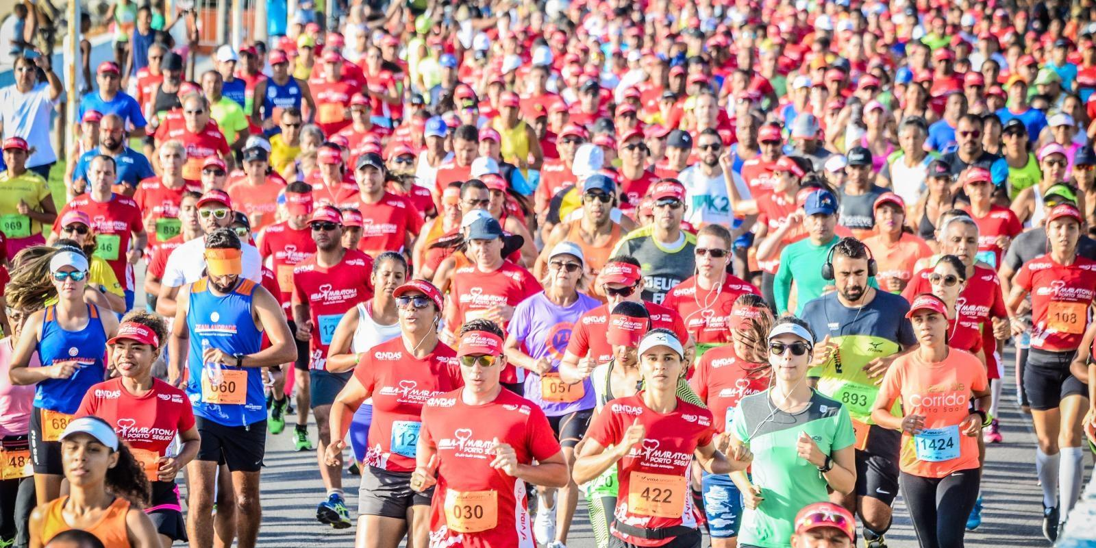 Meia Maratona do Descobrimento Porto Seguro, oferece