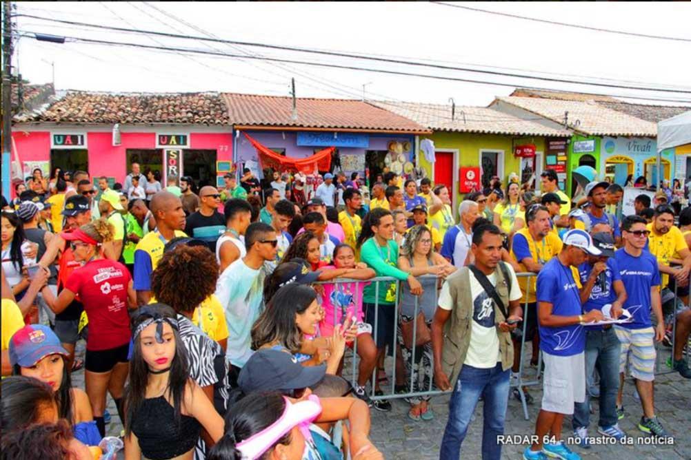 Porto Seguro: Sucesso da 29ª Corrida Rústica de Arraial d