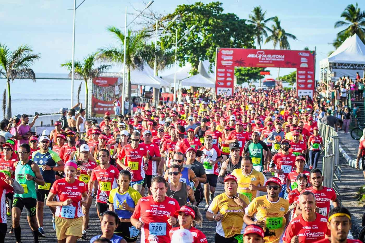 Meia Maratona do Descobrimento 2019 está com inscrições abertas