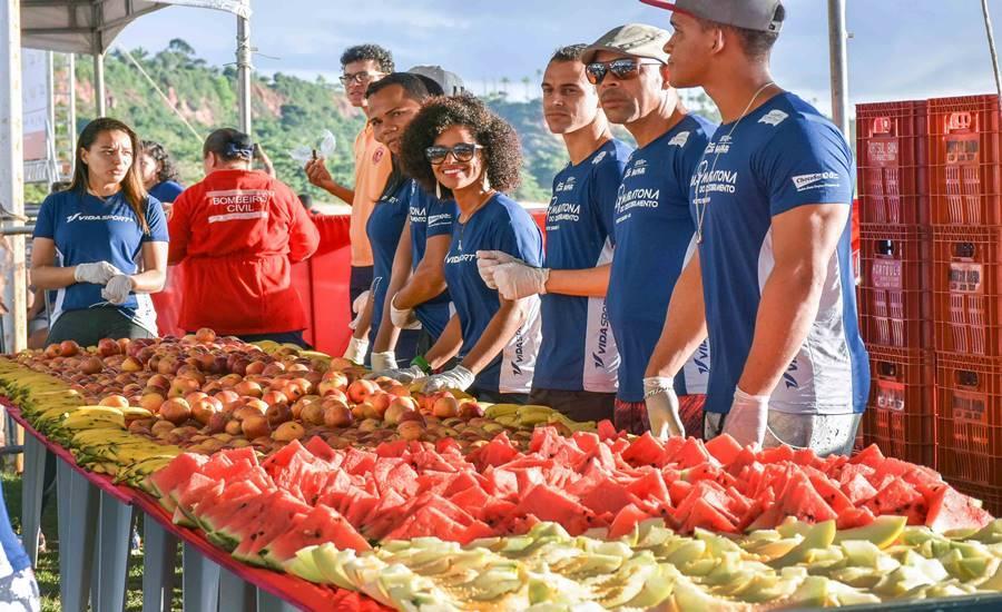 Meia Maratona anuncia apoio para a distribuição de frutas