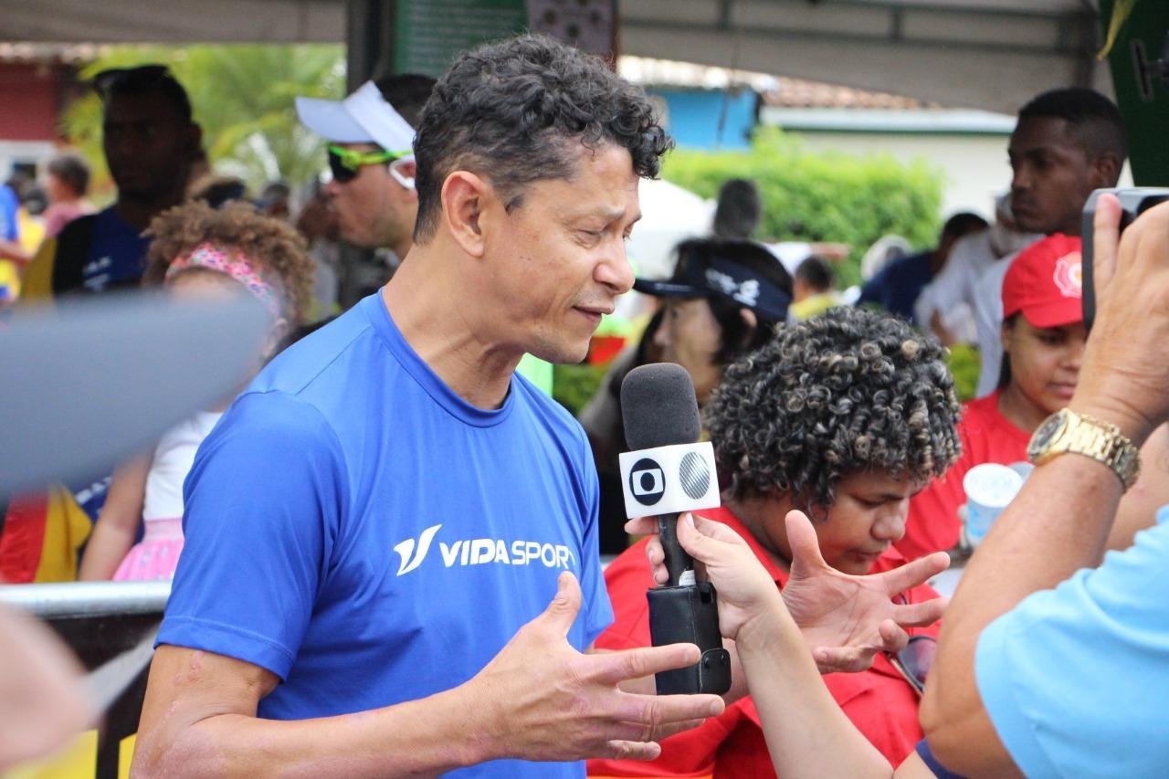TV Santa Cruz será a mídia oficial da Meia Maratona do Descobrimento