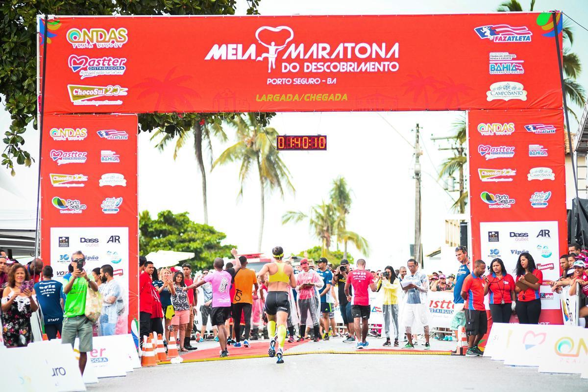 TV Santa Cruz será a emissora oficial da Meia Maratona do Descobrimento