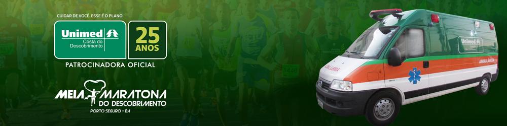 UNIMED Costa do Descobrimento é a nova patrocinadora da Meia Maratona do Descobrimento
