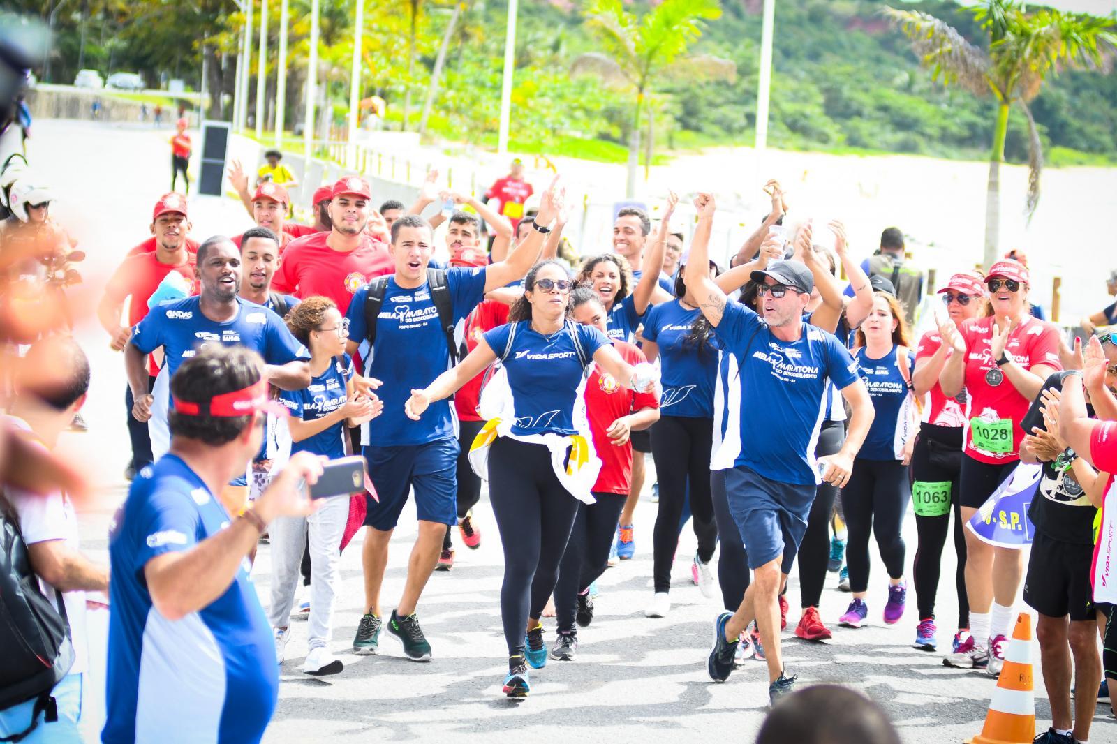 Meia Maratona do Descobrimento terá diversos atrativos para os corredores