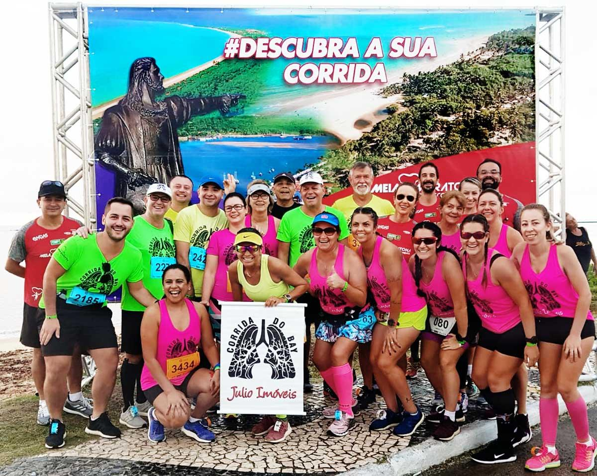 Corredores aprovam a Meia Maratona do Descobrimento