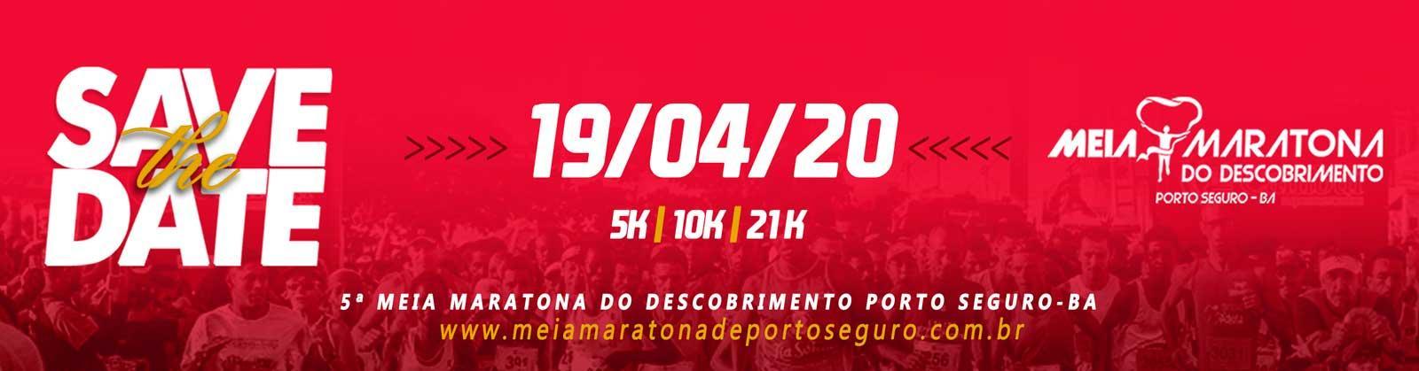 Meia Maratona do Descobrimento confirma a data de 2020 para a realização da sua quinta edição