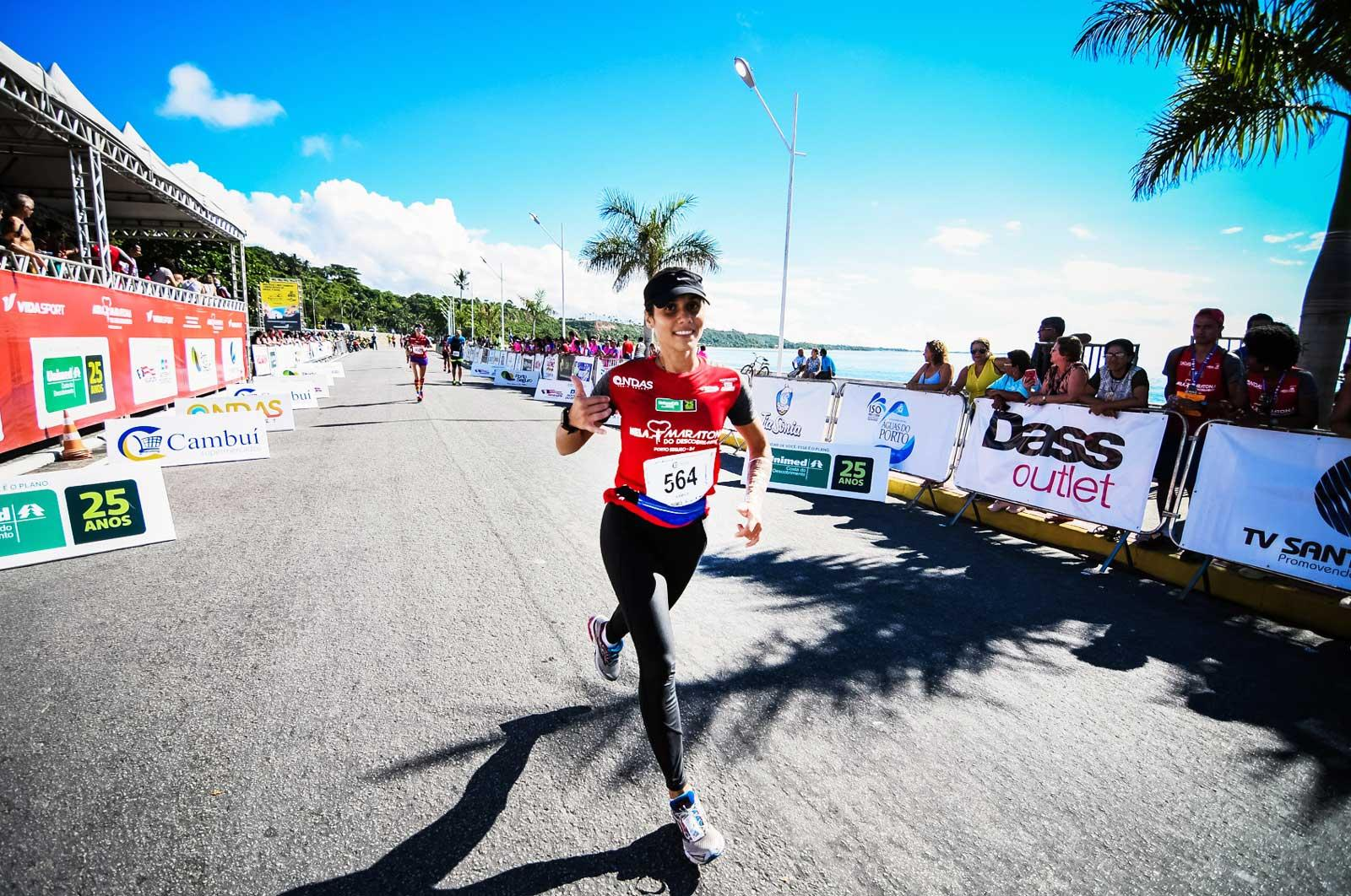 Meia Maratona do Descobrimento confirma a data da edição de 2020 em sua quinta edição