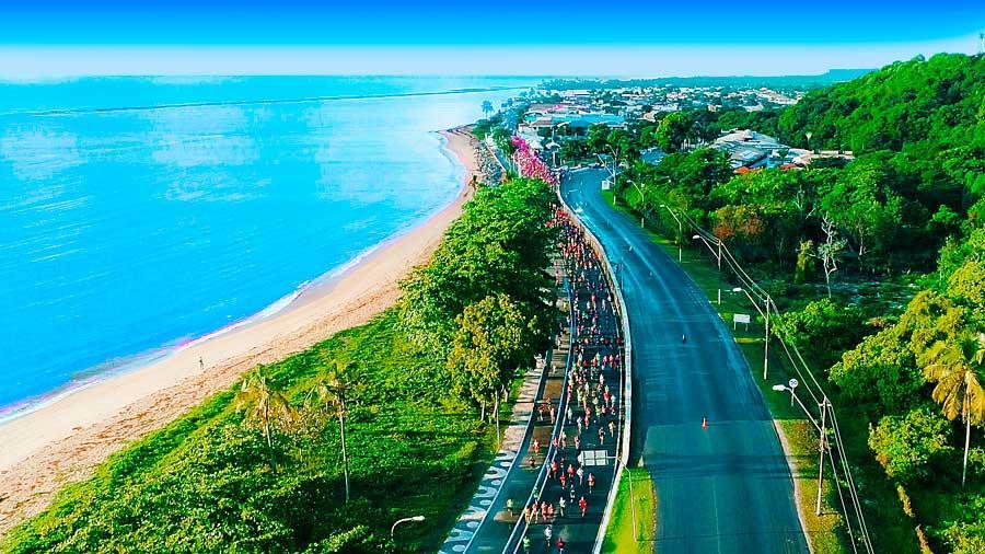 Meia Maratona do Descobrimento Porto Seguro chega à 5ª edição