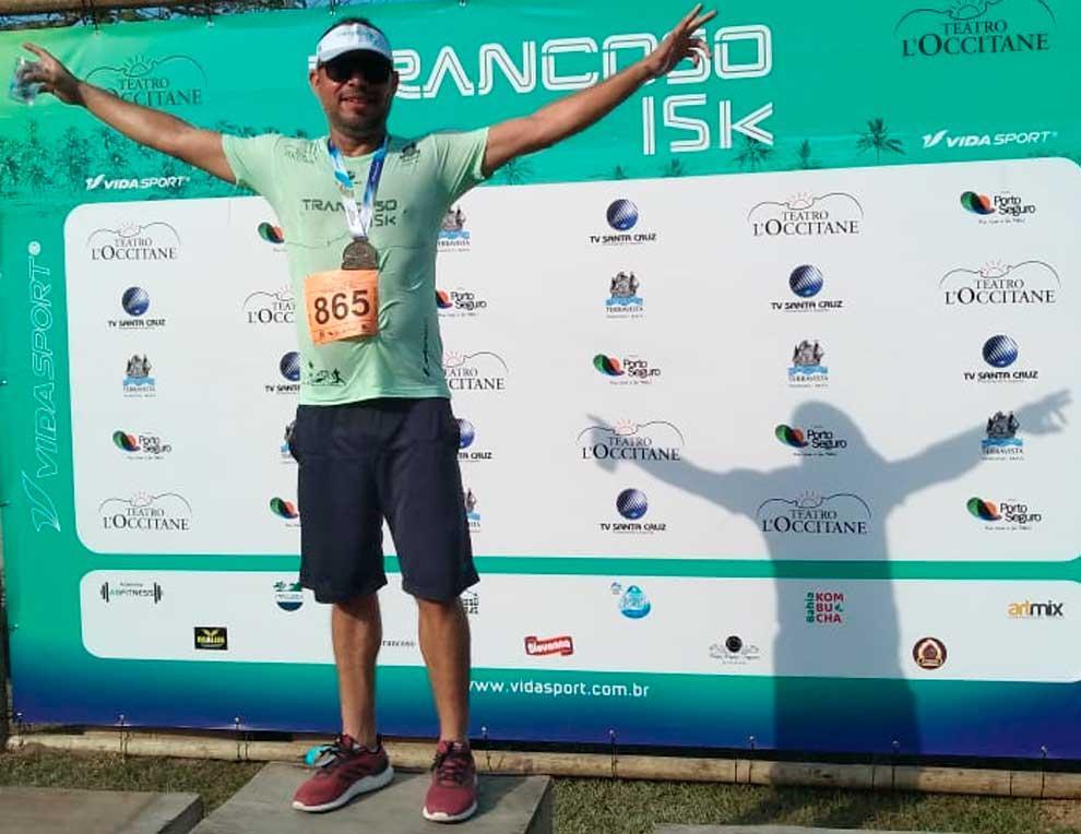 Primeira edição da corrida Trancoso 15k foi um sucesso
