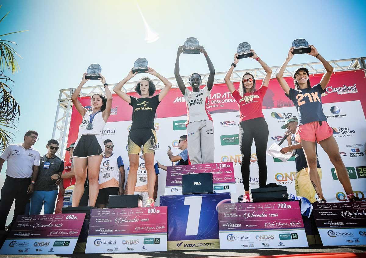 Unimed fecha patrocínio para a Meia Maratona do Descobrimento e todo Circuito Vida Sport